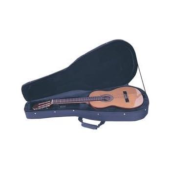 Bearhouse Funda Rigida Guitarra Caja para Acústica Clásica Estuche 41 Pollici: Amazon.es: Instrumentos musicales