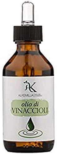 Olio Vegetale Bio Vinaccioli 100 ml - Alkemilla