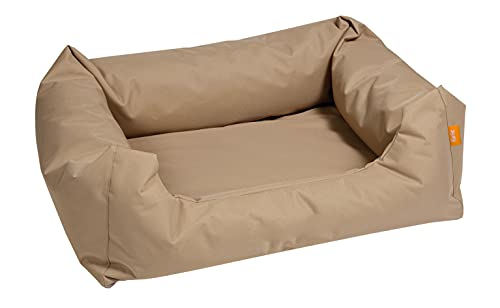 Karlie Hundebett Dream Sand L: 100 cm B: 80 cm H: 25 cm beige