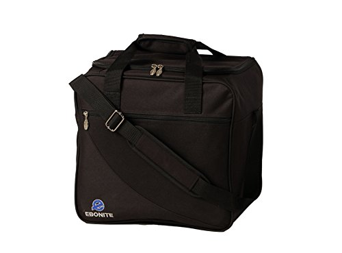 Ebonite Basic Single Bag, Unisex, schwarz