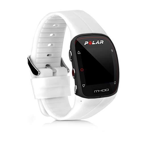 kwmobile Armband kompatibel mit Polar M400 / M430 Armband - Silikon Fitnesstracker Sportarmband Band
