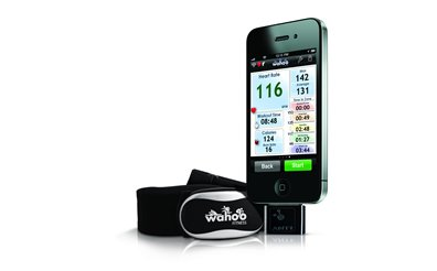 Wahoo Ricevitore iPhone Ant+ con Fascia Cardio Premium