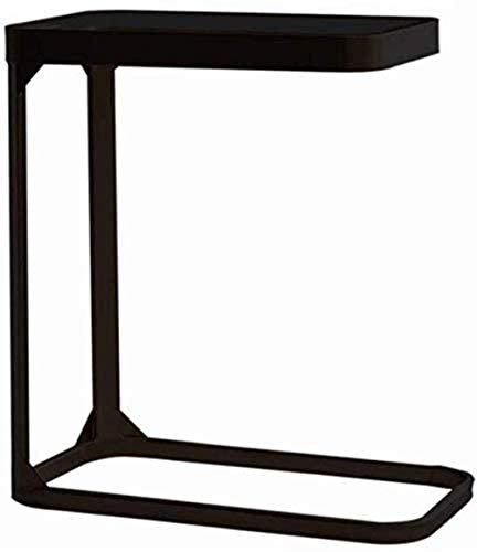 FACAIA Classificatori Comodino Tavolini Comodino Tavolino Contenitore Tavolino (Colore: Oro)