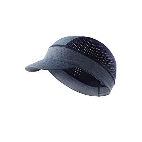 Arcweg Cycling Caps Under Helmet Bike Hat Breathable Anti Sweat Sunproof Cycling Hat Lightweight Bicycle Helmet Liner Cap Reflective Skull Cap for Men & Women Blue and Navy