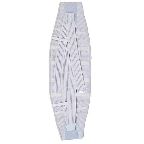 Qqmora Cinturilla Transpirable con Soporte para la Cintura para aliviar el Dolor de Cintura para Mayor Comodidad para Hombres