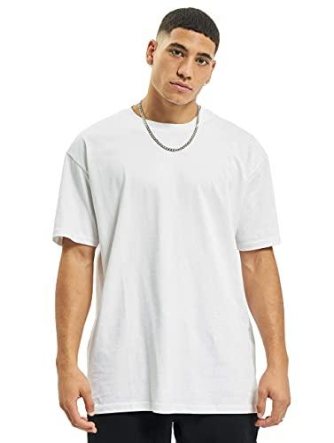 Urban Classics Heavy Oversized Tee, Camiseta Hombre, Blanco (White 00220), XXX-Large