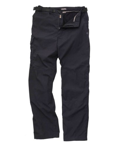 Photo of Craghoppers Winter Lined Kiwi Trousers – Colour: Navy, Size: 34, Length: Regular