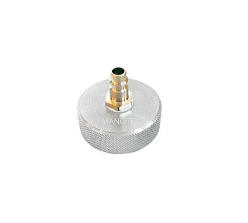 MANOTEC Bremsenentlüftungsgerät Adapter Nr.20 Bremsenentlüftungsadapter Bremsenentlüfter Adapter Made in Germany
