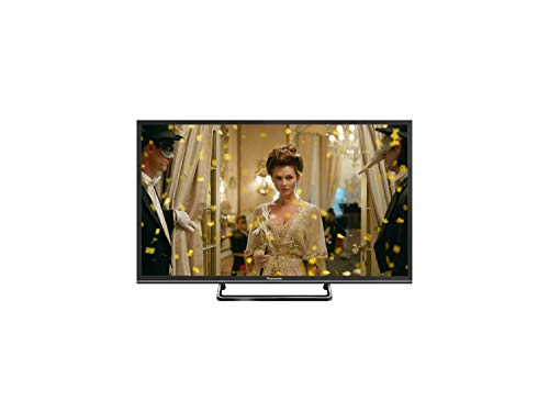 Panasonic TX-32FSW504 32 Zoll/80 cm Smart TV (TV LED Backlight, HD, Quattro Tuner, HDR, schwarz)