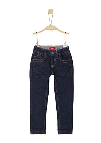 s.Oliver Jungen 74.899.71  Jeans Hose,  Blau (Blue Denim Stretch 59Z8),  116/REG