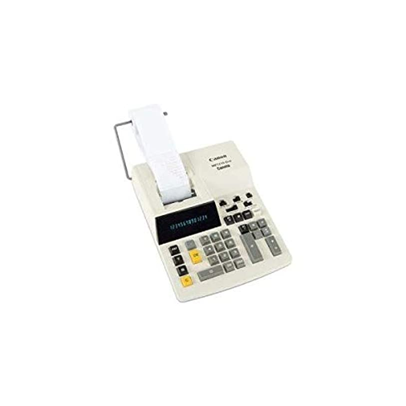聖なるコカイン厚いCanon MP1215-DVII プリンタ電卓(14桁+符号1桁) MP1215-DVII 生活用品 インテリア 雑貨 文具 オフィス用品 電卓 14067381 [並行輸入品]