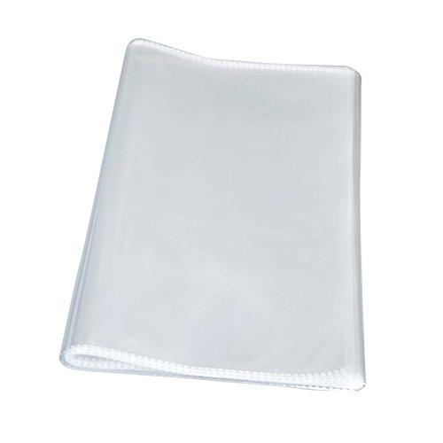 OUNONA 120 bolsas de celofán de plástico transparente para pan, bolsas para hornear, galletas, alimentos, 25 x 12 cm