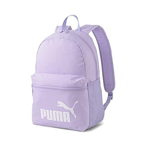 PUMA Jungen Phase Backpack Rucksack, Helles Lavendel (Mehrfarbig), Einheitsgröße