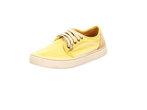 Satorisan Heisei Gaia - Zapatos De Ocio Para Hombre, Color Amarillo, Talla 40 Eu