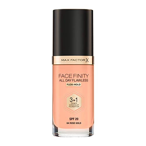 Max Factor Facefinity All Day Flawless 64 Rose Gold, 30 ml