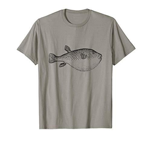 Kugelfisch Kugelfisch Ballonfisch Krötenfisch T-Shirt