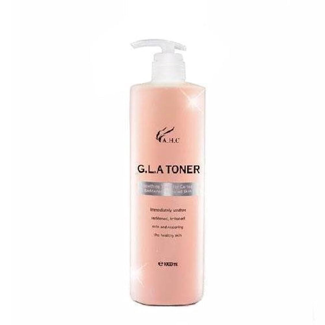 対人翻訳スプーンA.H.C GLA Toner (1000ml)/ Made in Korea