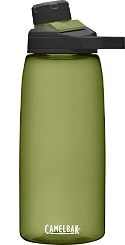 Camelbak Products Chute mag 32oz, Olive Botellas, Unisex Adulto, Verde, 1L