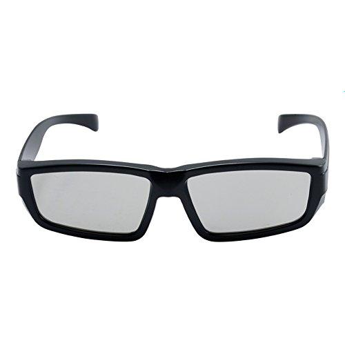 3D-Brille für RealD-Kinos, Home-Kinos und passives 3D-TV