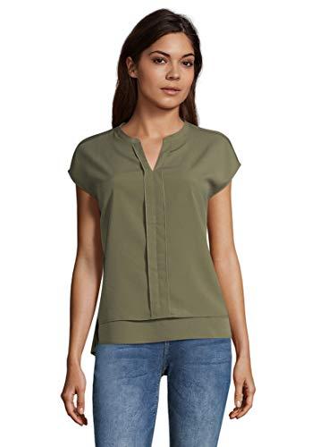 Cartoon Damen 2087/7309 T-Shirt, Four Leaf Clover, 44