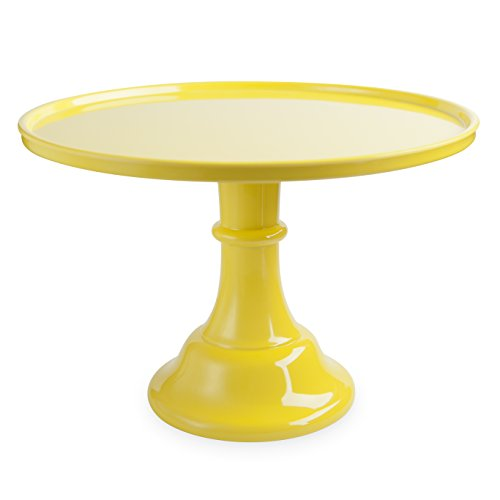 Cakewalk Melamine Cake Stand, Cupcake Stand, Home Decor, Accessory, Yellow, Set of 1
