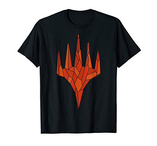 Magic: The Gathering Orange Crystal T-Shirt