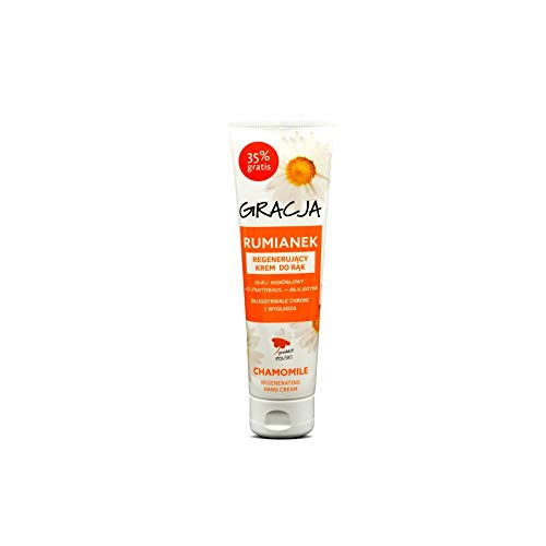 Crème régénérante pour les mains - Camomille - Gracja