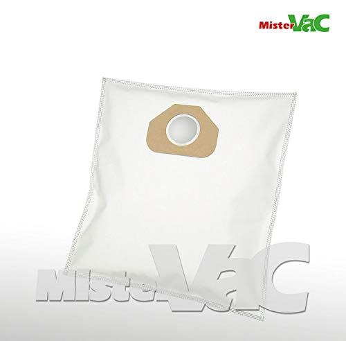 10x Staubsaugerbeutel geeignet TACKlife PVC01A Nass-Trockensauger
