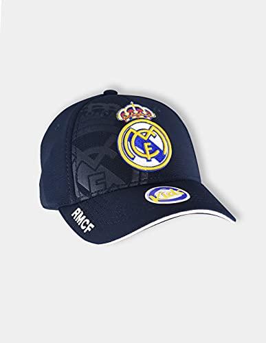 Real Madrid Gorra C.F. nº 12 Junior