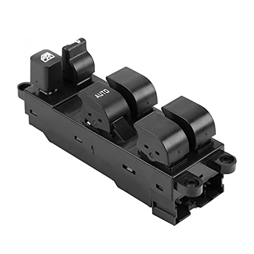 XISONGYU 25401-9E000 Coche Electric Power Switch Master Control Fit para Nissan Fit para Altima Fit para Sentra Fit para Xterra Frontier Crew Cab Cab Auto Accesorios