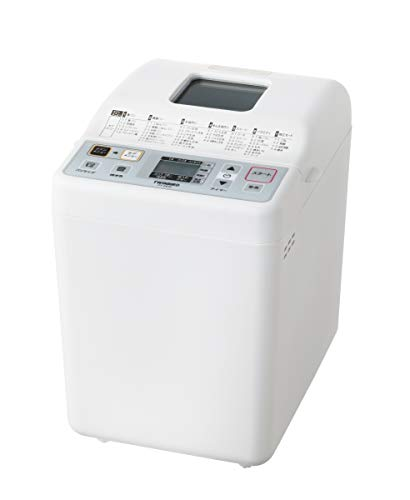 ツインバード おもち 甘酒 も作れる ホームベーカリー ホワイト PY-E632W 1斤/0.5斤