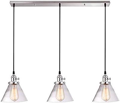 Amazon.com: Pathson Industrial - Lámpara de techo colgante ...