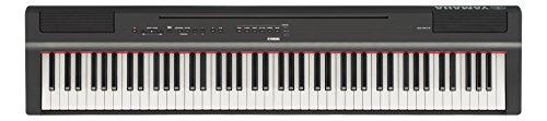 ヤマハ YAMAHA 電子ピアノ Pシリーズ 88鍵盤 ブラック P-125B