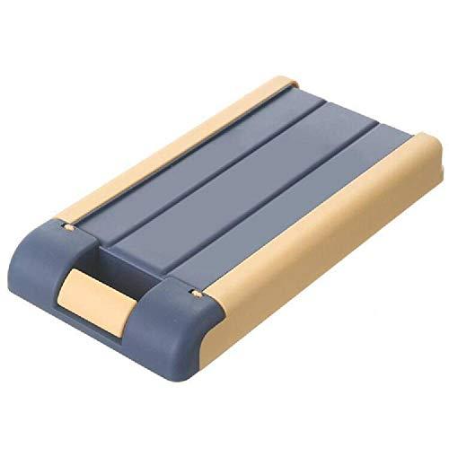 N\C Caja de Almacenamiento de Llaves Tipo cajón Debajo del Escritorio Caja de papelería para Estudiantes Caja de lápices Oculta para Colgar en la Parte Inferior del Escritorio
