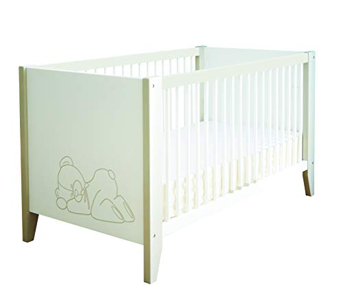Demeyere 114804 Kinderbett 60 x 120 cm