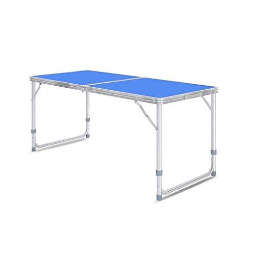 AOIWE Mesa plegable mesa de comedor portátil mesa de hogar simple simple mesa y sillas multifuncional