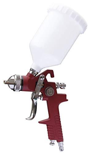 HVLP Lackierpistole Sprühpistole RP Spritzpistole für Autolack (Düsengröße: 1,4mm)
