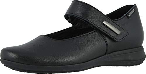 Mephisto Women's Nyna Mary Jane Sneakers Black 7 M US