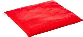Sissel Coussin bouillotte rembourré en Cerises Rouge 23 x 26 cm
