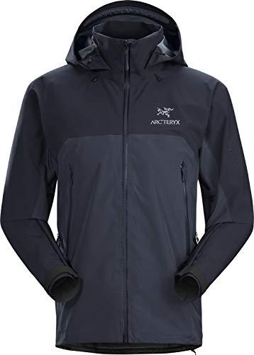 Arcteryx Herren Bergsport Jacke Beta AR Nachtblau (301) L