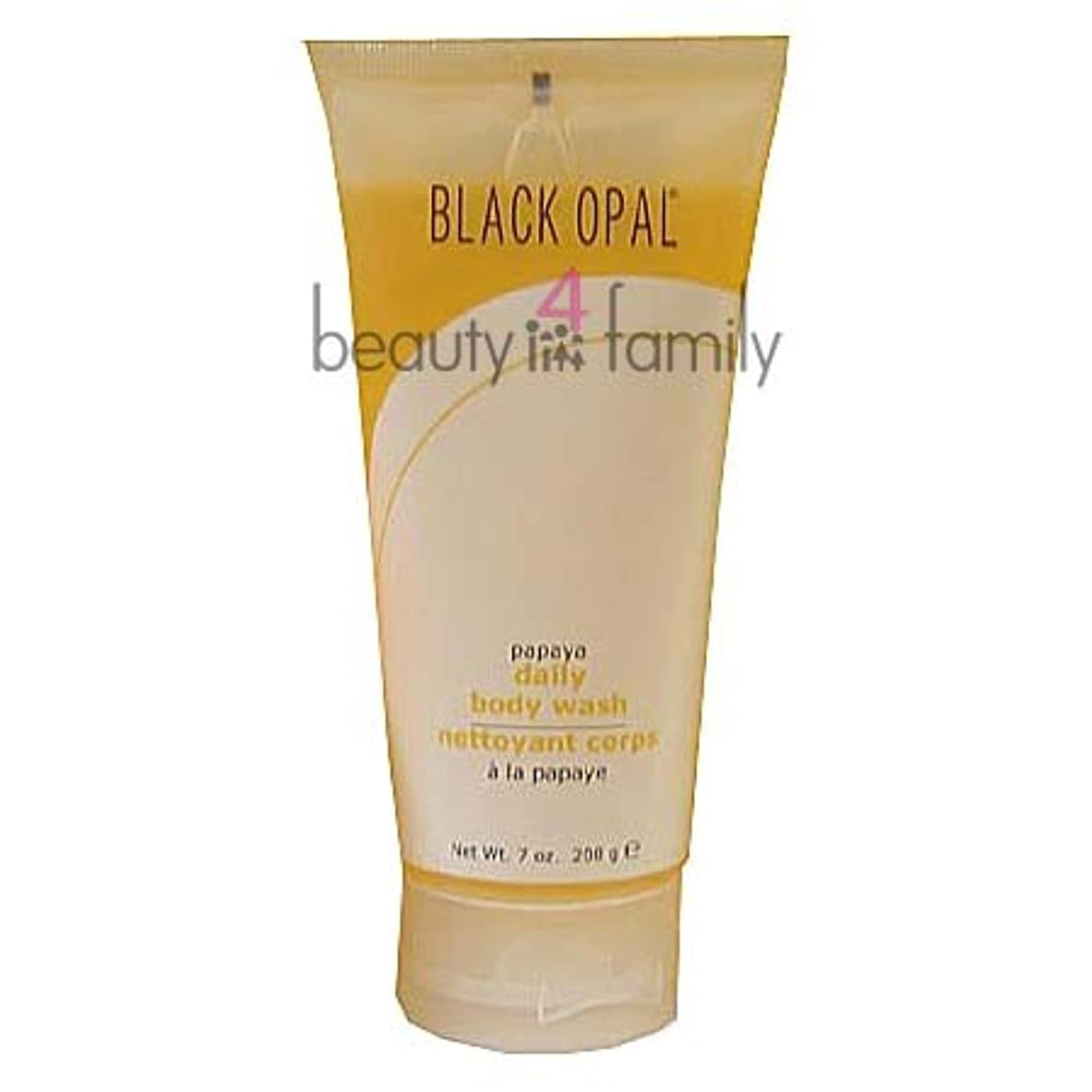 従者マットレス財布BLACK RADIANCE DAILY BODY WASH PAPAYA