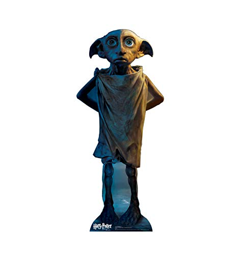 Advanced Graphics Dobby Life Size Cardboard Cutout Standup - Harry Potter and The Deathly Hallows
