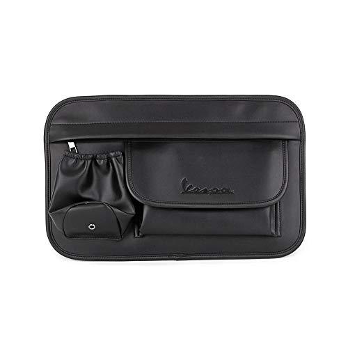 VRDN de alta calidad Nuevas bolsas de almacenamiento de cuero universales Scooter Bolsas de guantes frontales impermeables para VES.PA GTS300 GTS LX LXV SPRINT PRIMAVERA 50 150 250 100% nuevo