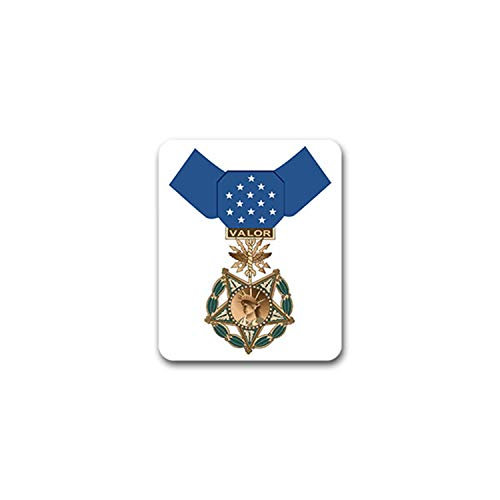 Aufkleber/Sticker Medal of Honor Air Force Ehrenmedaille Luftwaffe 6x7cm A2644