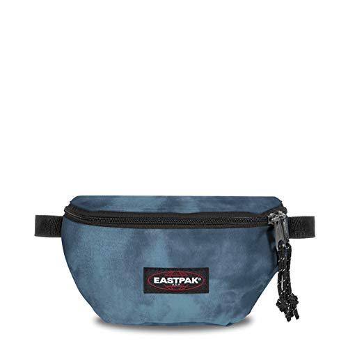 Eastpak Springer Riñonera, 23 cm, 2 L, Azul (Dust Chilly)