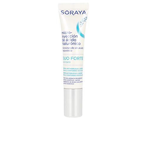 Soraya Acido Hialuronico Duo Forte Micro-Inyección Ojos 15 ml - 1 unidad, Estándar (112-7802)