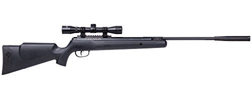 Crosman Nitro Venom Dusk Break Barrel Air Rifle (.22) powered by Nitro...