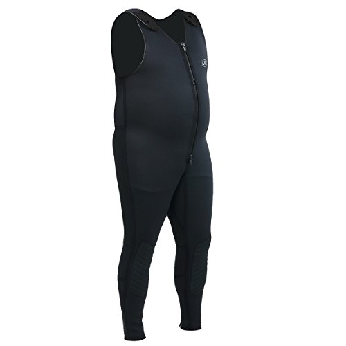 NRS Grizzly Wetsuit Black Medium