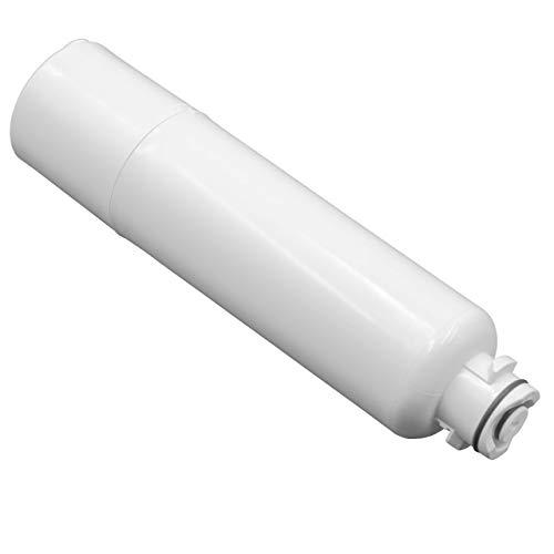 vhbw Filtro de agua, cartucho de filtro compatible con Samsung RH57H90507F/EG, RH57H90707FEG, RH57H9070F, RH58K6598SL frigoríficos Side-by-Side