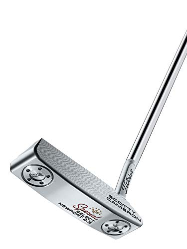 Titleist Scotty Cameron Special Select Putter 2020 Right Newport 2.5 34